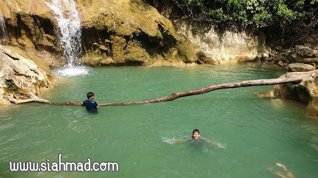 Air Terjun Mon Ceunong, Aceh Besar - siahmad.com