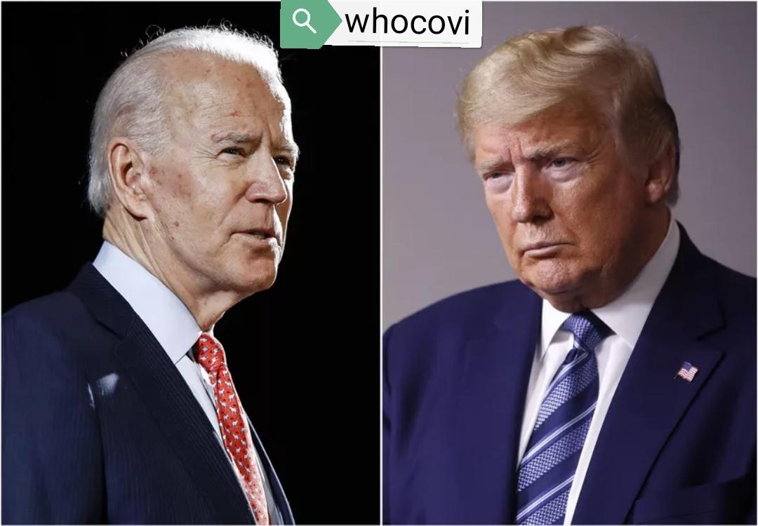 Importan vote - Donald Trump or Joe Biden