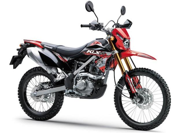Ini Warna dan Spesifikasi KLX 150 dan KLX 150BF 2021Ini Warna dan Spesifikasi KLX 150 dan KLX 150BF 2021