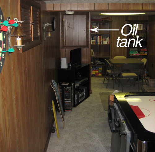 Tried And Twisted: Before And After Envy Series: Basement