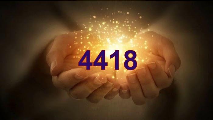 Активируем чудо через универсальный священный код 4418