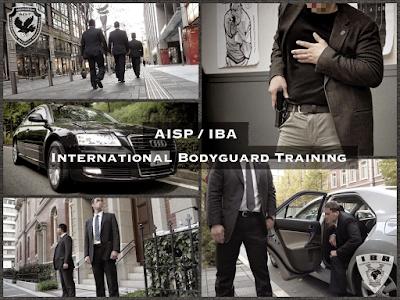 AISP/IBA国際ボディーガード訓練