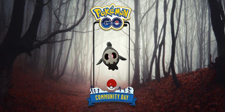 Pokémon GO Dia Comunitário Duskull
