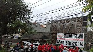 Polsek Lengkong Polrestabes Bandung, Pengamanan Aduan Serikat Buruh Sebumi