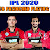 Shocking Changes IPL 2020 Predicted Playing 11 for Royal Challengers Bangalore | IPL 2020 Royal Challengers Bangalore Playing 11 | RCB Playing 11 IPL 2020