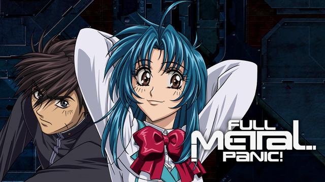 Full Metal Panic! Subtitle Indonesia Batch || Forteknik.com