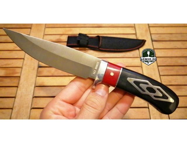 Cutit Mic Capming Outdoor Knife Vanatoare Otel Inox