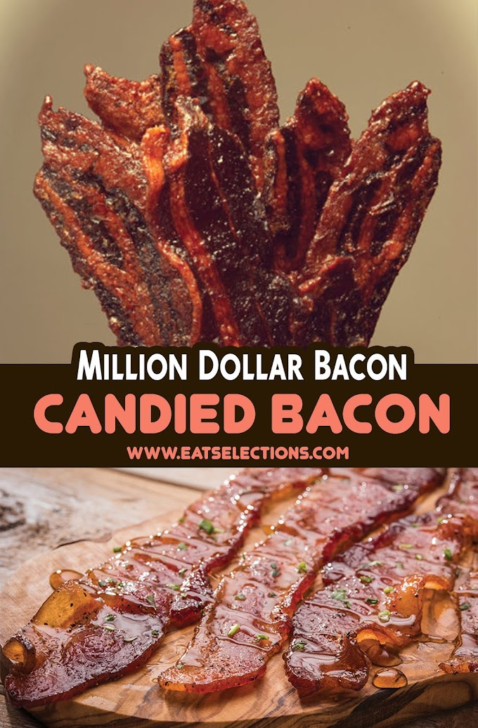 Candied Bacon Recipe (Million Dollar Bacon)
