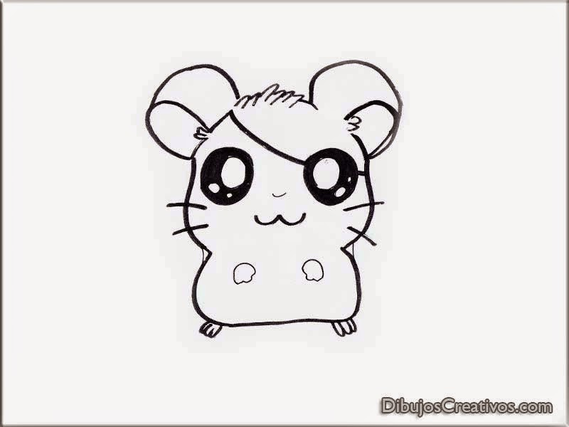 Dibujos Kawaii Faciles Para Dibujar De Animales