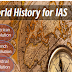 World History Quick Revision Best pdf Notes for Civil Services Exams
