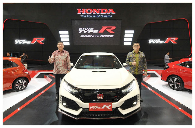 Honda Civic Type R Surabaya