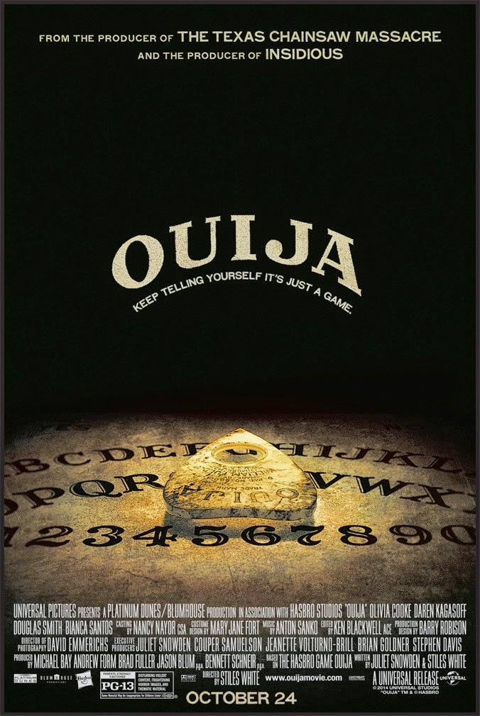 Da tavoletta degli spiriti a gioco della hasbro ouija di - La tavola ouija film ...