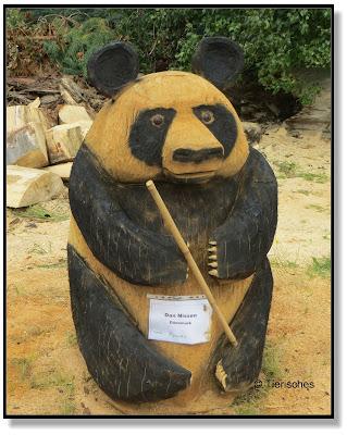 Holzskulpturenwettbewerb 2017