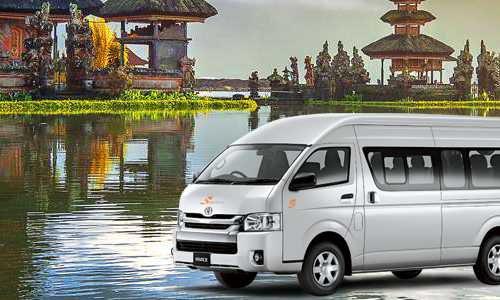 Sewa Hiace dekat AYANA Resort and Spa, BALI Badung, Bali