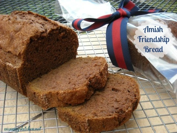 Mommys Kitchen Recipes From My Texas Kitchen Amish Friendship Bread