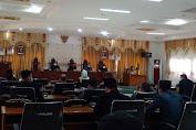 DPRD Sekadau Gelar Sidang Paripurna Kelima Masa Persidangan Ketiga Tahun 2021