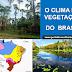 Brasil: Clima e Vegetação