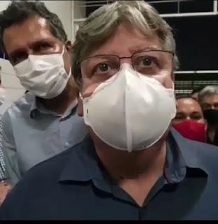Em entrevista o  João Azevedo, afirma que seu deputado em Guarabira é Raniery Paulino