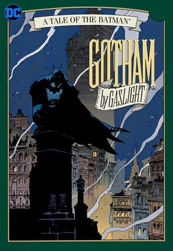 Batman: Gotham by Gaslight es un clásico de Batman