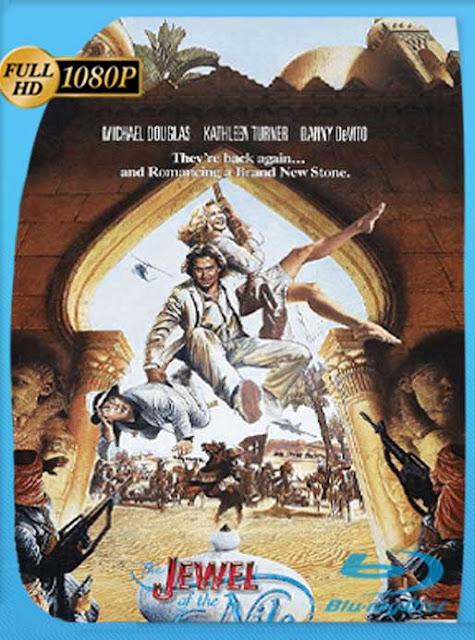 La Joya Del Nilo [1985] HD [1080p] Latino [GoogleDrive] SilvestreHD