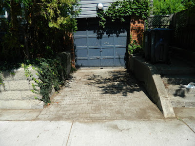 Riverdale Toronto Summer Garden Cleanup After by Paul Jung Gardening Services--a Toronto Gardening Company
