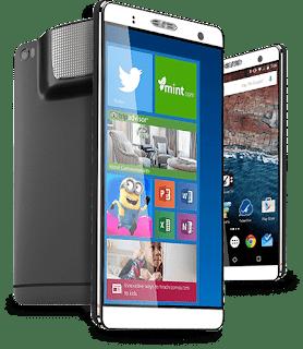 Smartphone Android Paling Unik dengan Fitur yang Tidak Biasa 9