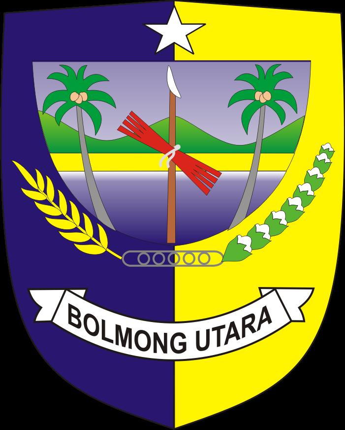 Logo Kabupaten Bolaang Mongondow Utara Ardi La Madi S Blog