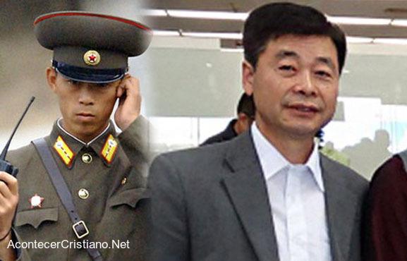 Misionero preso en Corea del Norte evangelizó a guardia
