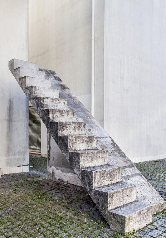 multiples estrategias de arquitectura: PORQUE IMPORTAN LAS ESCALERAS