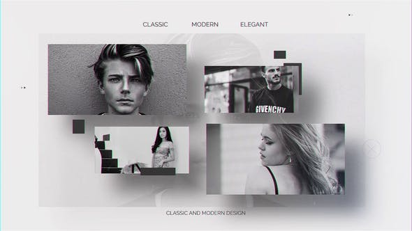 VIDEOHIVE PARALLAX GALLERY