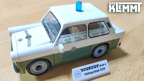 Trabant 601 COBI 24520 - DAS KLEMMT