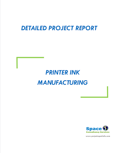 Project Report on Printer Ink Manufacturing