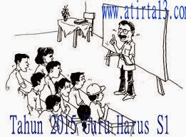 TAHUN 2015 GURU WAJIB  S1