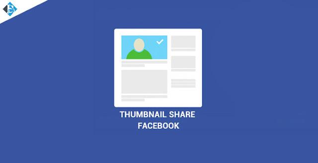 Cara Mengatasi Thumbnail Share Facebook Yang Hilang atau Berukuran Kecil