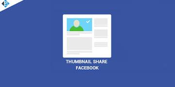 Cara Mengatasi Thumbnail Share Facebook Yang Hilang atau Kecil
