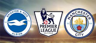 مشاهدة مباراة مانشستر سيتي وبرايتون بث مباشر بتاريخ 29-09-2018 الدوري الانجليزي