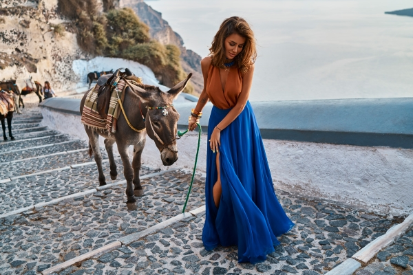 Indigo Santorini Collection część 1