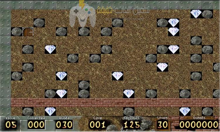تحميل لعبة حرامي الماس Digjim