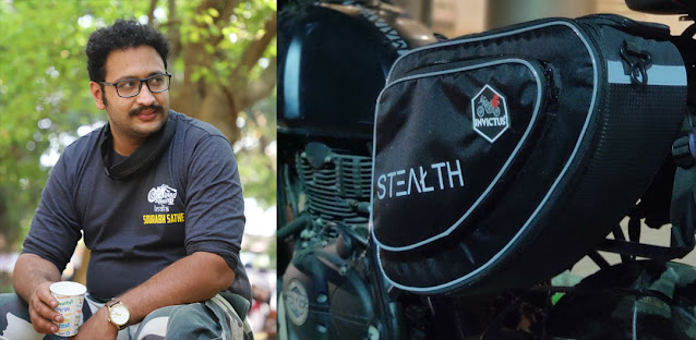 The Story of the Invictus : Growing Brand Of Motorcycle Luggage in India | IBM