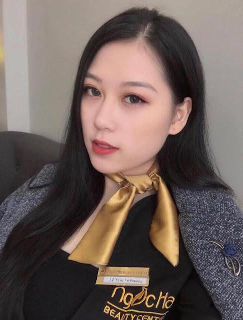 Clip em lễ tân Vũ Phương Full HD chính thức - clip hot ngày hôm qua