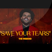Save Your Tears – The Weeknd