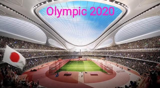 Tokiyo Olympic 2020 Stadium