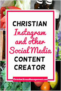 Christian Instagram and other Social Media Content Creator