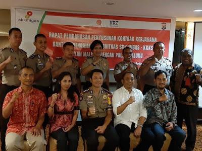 SKK Migas Gelar Rapat Pembahasan Kontrak Kerjasama dengan KKKS Maluku