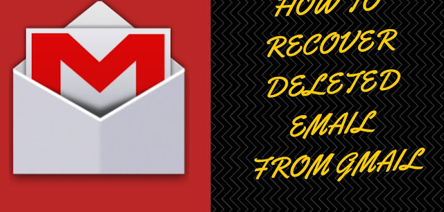 How To Recover Deleted Emails From Gmail in 2021.