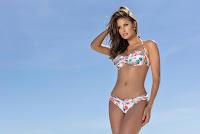 Isabela Soncini bikini model photo shoot