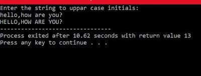 convert-upper-case
