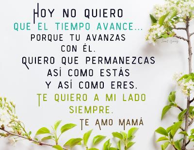 frases para dedicar a mamá