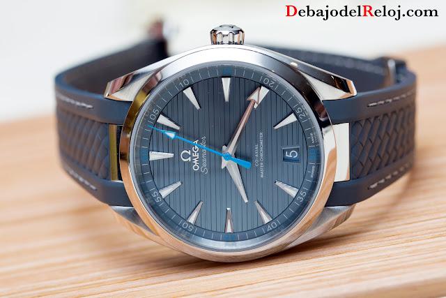 Omega Seamaster Agua Terra Master Chronometer 6