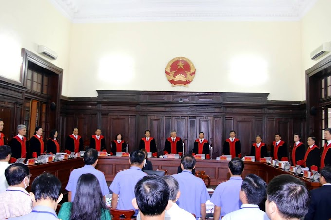 Giám đốc thẩm vụ án Hồ Duy Hải